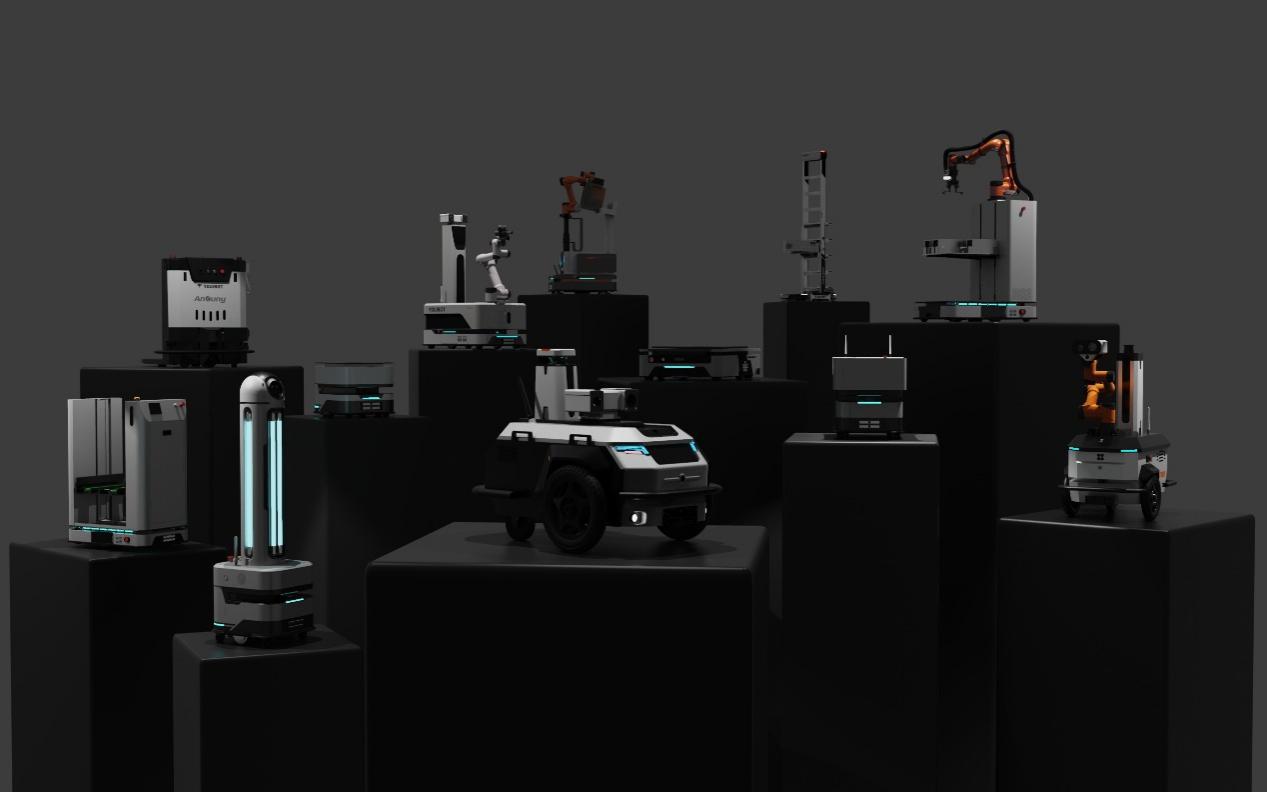 优艾智合机器人获软银领投新一轮近亿元人民币融资