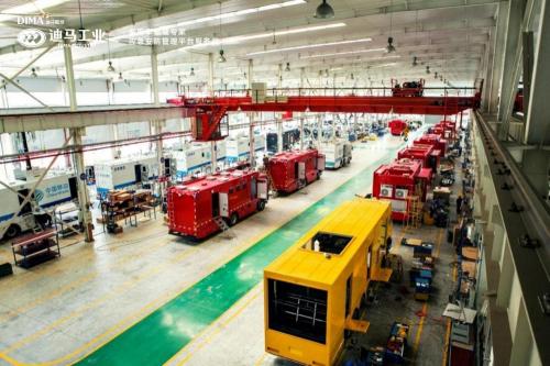 应急无界,迪马工业智慧演绎首届长三角国际应急减灾和救援展
