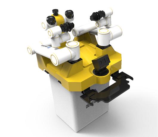科技赋能电网安全|国网瑞嘉带电作业机器人亮相2021世界智能大会