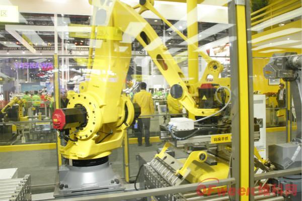 工业机器人在喷涂领域的发展
