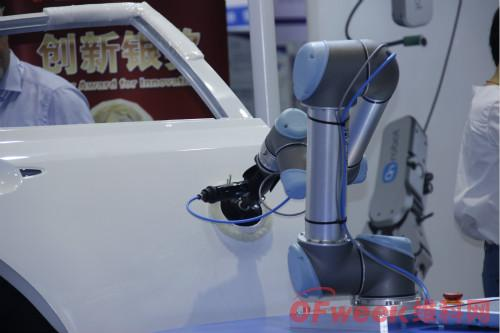 喷涂机器人国内市场