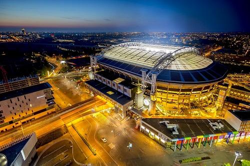 昕诺飞智能互联LED照明系统为即将到来的欧洲足球盛会点亮激情