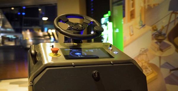 智能清洁设备组合拳:天安云谷与高仙机器人联手共建产城社区新标杆