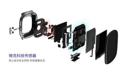 微克科技:坚持自主技术创新 聚焦穿戴核心科技