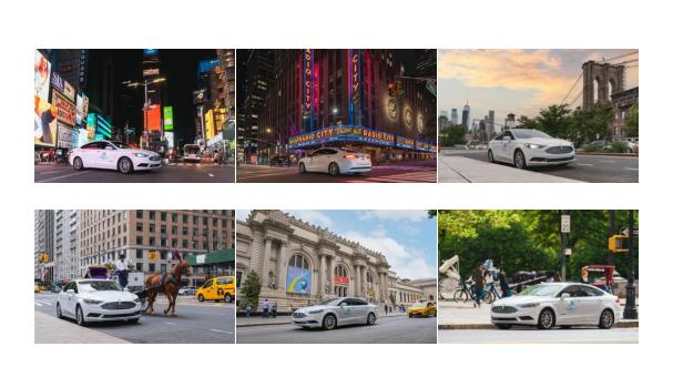 Mobileye自动驾驶汽车在纽约市开跑