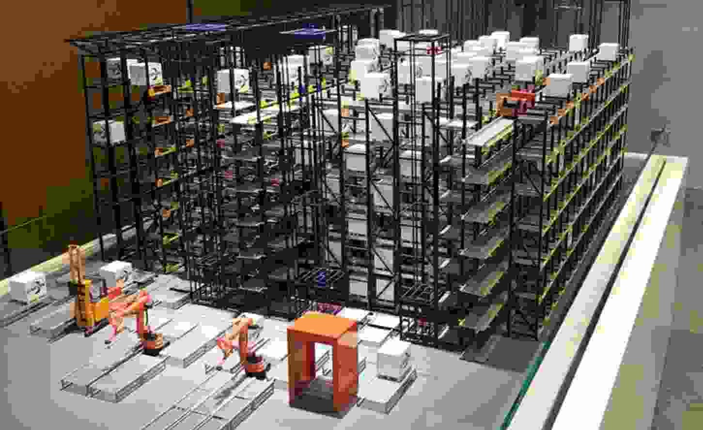物流与仓储自动化