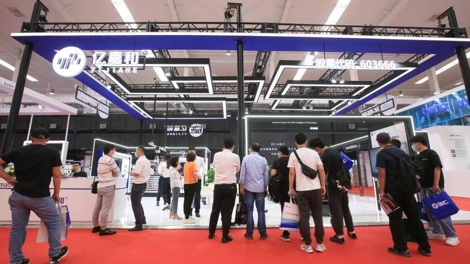 聆听未来之声,最新特种机器人羚羊D200亮相世界机器人大会