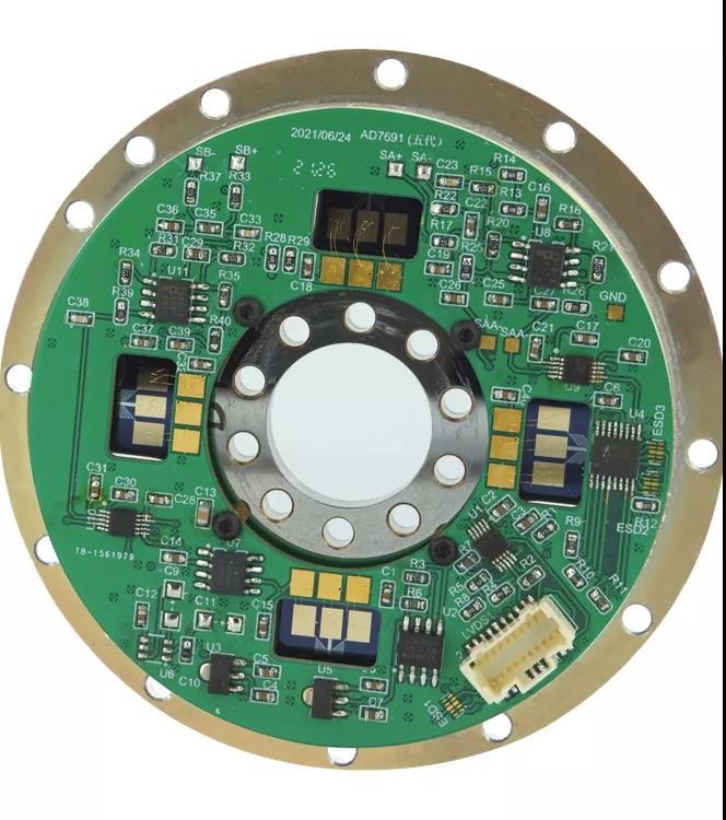 【展商资讯】高端传感器制造商松诺盟科技——新品首发