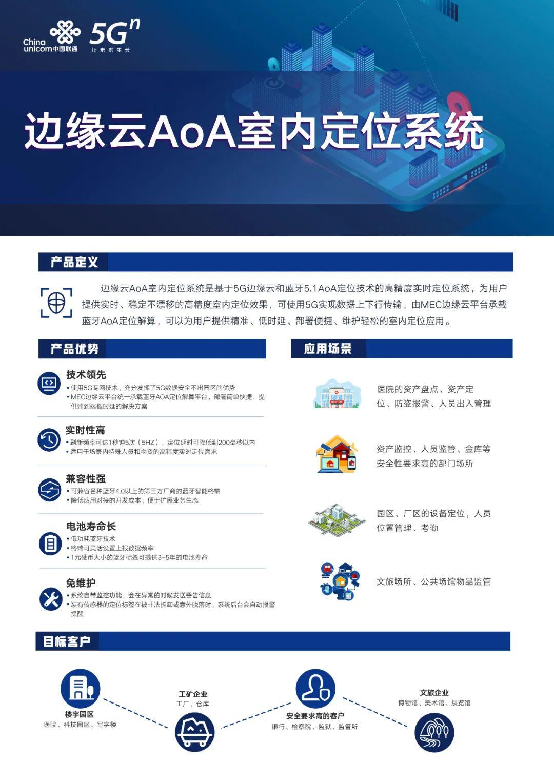 广东联通携手中兴视通,共铸5G MEC+AOA融合定位产品