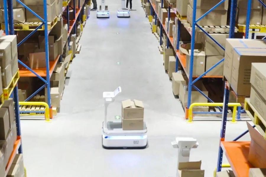 移动机器人进一步渗透市场,行业潜力巨大