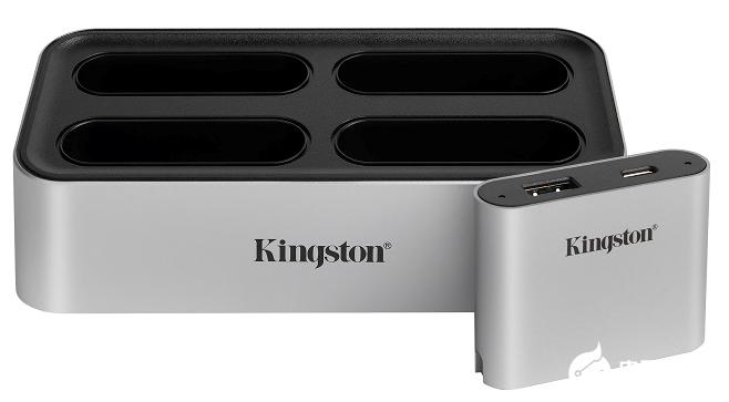 金士顿演示新款NVMe SSD产品线等