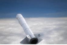 终造出史上最大飞机 可万米高空发射火箭