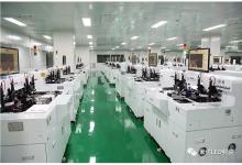LED屏行业加速发展 中国封装产能领航全球