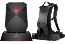 惠普VR背包PC正式开售 一套要3000美元