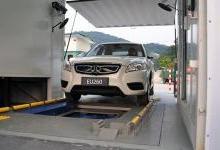 广州首座纯电动汽车换电站建成