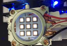 青岛杰生电气成功开发1000mwUV-C LED健康芯片光源