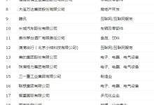 《财富》(中文版)发布最受赞赏的中国公司