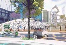 """悉尼国际景观建筑节展示悉尼""""未来20年全貌"""""""