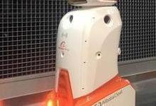 阿里展示首个IDC智能机器人