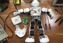 优必选Alpha 1S被肢解 它用了哪些芯片和模块