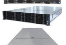 华为三大v5机架式服务器改用Skylake处理器