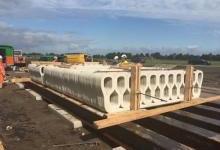 荷兰开通全球首座3D打印混凝土桥梁
