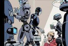 """""""机器换人""""有何可怕?取代的是岗位而非人类"""