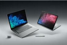 微软笔记本Surface Book 2正式发售:支持人工智能、AR
