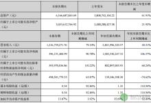 赣锋锂业前三季度净利同比增长106.57%