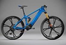 新型3D打印电动自行车售价达2.35万美元