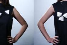 未来的衣服长啥样?智能感知 装饰自动变化