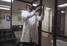 中风病人可及时诊断 高通展示VR医疗训练应用