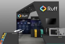 11月7日,Ruff 将正式亮相工博会自动化展区