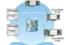 美高森美推出适用于数据中心的 全新智能存储 HBA 和 RAID 阵列卡