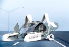 一款售价低于10万美元的3D打印飞行车