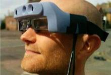 视障人士的福音 这款AR眼镜能够帮助重见光明