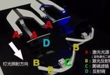 激光大灯与LED大灯的区别在哪?