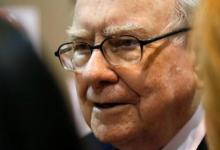"""""""股神""""巴菲特再次减持IBM32%股票 增持苹果390万股"""