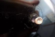 美国枪击案:创维电视挡子弹?液晶屏被子弹击中