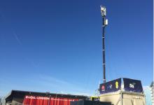 英电信携华为打造英国首个5G上下行解耦外场:实现C-band与1.8GHz共站同覆盖