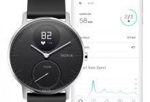 诺基亚Steel HR智能手表开始预购