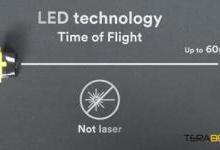 Terabee推出新一代LED飞行时间测距传感解决方案
