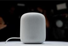 苹果智能音箱HomePod上市推迟