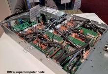 看IBM和英伟达实力有多强?美国想夺回超级计算机霸主