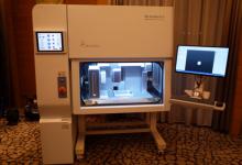 中国首台高通量集成化生物3D打印机研发成功