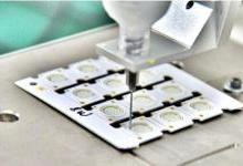 世椿智能LED灌胶机助力LED行业转型升级