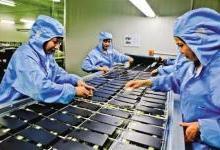 从笔记本和汽车到手机 重庆三大电子产业