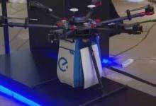 智能时代来临:机器人可独自乘电梯送餐