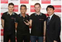 "ROHM为电动汽车顶级赛事""Formula E""提供""全SiC""功率模块"