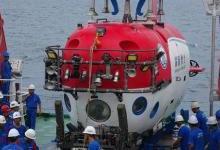 中国将在2020年建成万米载人潜水器